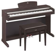 Yamaha Arius YDP135R Digital Piano with Bench at AMS