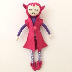Felt Pixie - Forest Fairy - Felt - Felt toy - Fabric Toy - Handmade toy - toy - doll - felt plushie - plushie - Soft toy - Pixie by EverSewNice on Etsy https://www.etsy.com/listing/533793012/felt-pixie-forest-fairy-felt-felt-toy