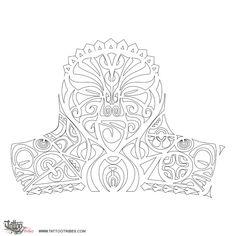 Tattoo Maori, Samoan Tattoo, Polynesian Tribal, Tattoo Sketches, Back Tattoo, Tatting, Stencils, Tattoo Designs, Drawings