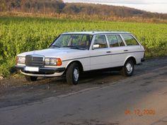 Mercedes-Benz 200 T W123 von StefanDO - Oldtimer und Youngtimer ...
