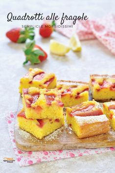 Italian Cake, Biscotti, Finger Food, French Toast, Food And Drink, Eat, Cooking, Breakfast, Desserts