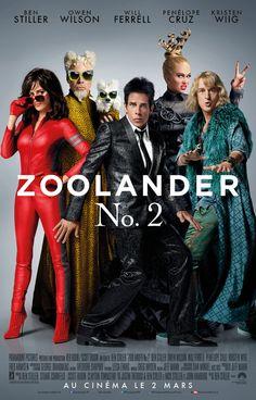 La suite des aventures du mannequin Derek Zoolander.