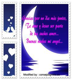 descargar frases bonitas de buenas noches para mi novio,descargar mensajes de buenas noches para mi novio: http://www.consejosgratis.es/sms-bonitos-de-buenas-noches/