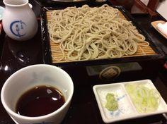麻布十番【麻布永坂 更科本店】新蕎麦http://www.tokyo-cafe.com/wasyoku/6016/