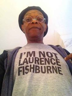 Samuel L. Jackson Avoids Being Mistaken For Laurence Fishburne Again In The Most Perfect Way