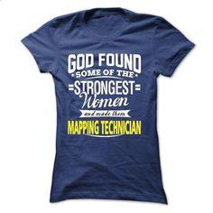Im a Mapping Technician - teeshirt #tshirt bemalen #sweatshirts