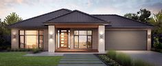 House facade single story front porches 24 new Ideas