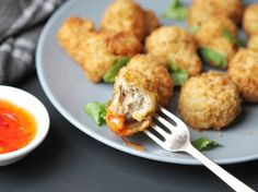 I love fried mushrooms! I learned how to make these from a chef at a 5-star restaurant about a year ago. You can also use the batter to make fried onion rings. YUM!