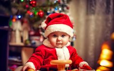 Bebuk Best Baby Photos Christmas Pictures Merry Kids