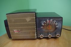 Vintage 1950s General Electric Musaphonic by retrowarehouse