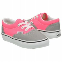 Vans Kids' Era Toddler Shoe Aww super cute, ganna get them for my little sister IZEL <3!!!