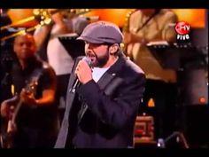 Canciones cristianas de JUAN LUIS GUERRA en el Festival de Viña del Mar 2012 -- YouTube - YouTube