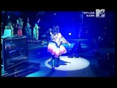 Björk at the Roskilde Festival, Even after all this time, damn refreshing i tell you. After All This Time, All About Time, 5 Years, Denmark, Told You So, Live, Concert, Videos, Party