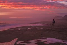 Colorful Outer Banks Sunrise