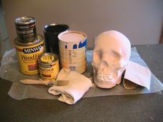 how to make a Skull Mold