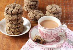 biscuiţi cu seminţe de in şi chimen
