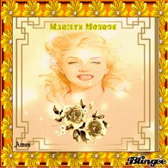Marilyn Monroe Marilyn Monroe Gif, Photo Editor, Animation, Fantasy, Anime, Pictures, Art, Photos, Art Background