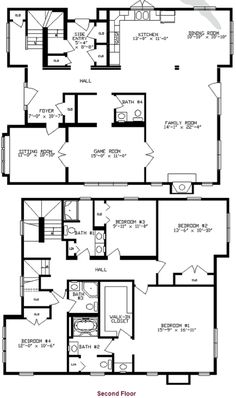 floor plan of kids world day care in sac city ia | day care center