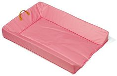 Coloured baby-changing mat -£42