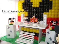 Decoração Provençal - Mickey