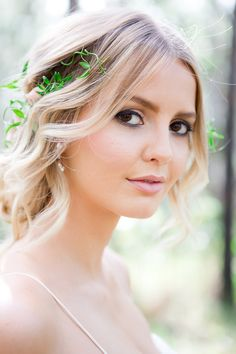 Romantic Wedding Makeup Looks : Romantic Wedding Makeup on Pinterest Wedding Lipstick ...