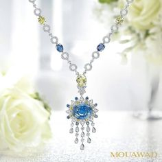 Often associated with royalty and romance, sapphires have charmed the world since time immemorial. MouawadDiamondHouse