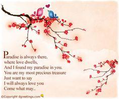 Dgreetings.....    U r most precious to me....