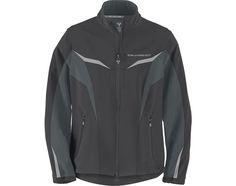 Men's Softshell Jacket - Black