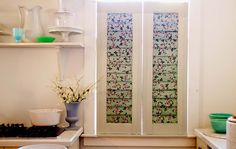 Take a mundane pair of blinds and create a decorative focal point with a Wagner SMART Edge Roller and the FURNO Heat Gun. The result is a stunning window treatment that matches your decor. Learn how: Diy Window Blinds, Blinds For Windows, Blinds Design, Heat Gun, Colored Paper, Easy Diy Projects, Diy Paper, Window Treatments, Living Room Designs
