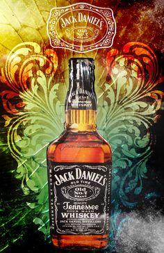Jack+Daniel's+by+mymongo.deviantart.com+on+@DeviantArt