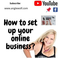You want to know how you set up online business - If you have been thinking about starting an online business then this is a MUST READ. Remember Password, Start Online Business, Write Online, Target Audience, I Can, Coaching, Motivation, Internet, Motorcycle