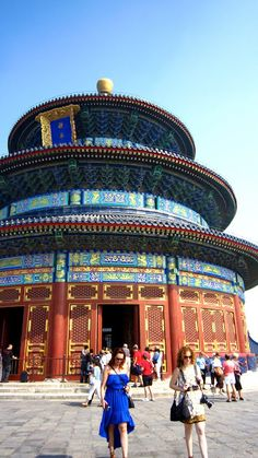 Temple of Heaven, Beijiing China
