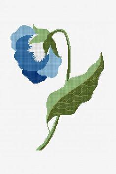 Free embroidery designs and cross stitch patters Poppy Pattern, Sunflower Pattern, Crown Pattern, Fox Pattern, Flamingo Pattern, Unicorn Pattern, Geometry Pattern, Dmc, Pineapple Pattern