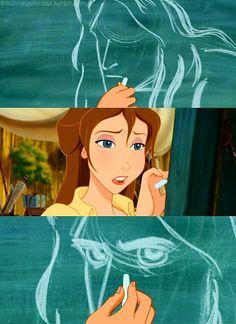 "Jane (Tarzan)    ""Shall I leave you and the blackboard alone? Hee hee hee"""