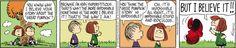 Peanuts for 10/22/2013 | Peanuts | Comics | ArcaMax Publishing