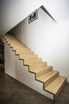 Stairs by David Jarvis, via Behance