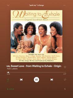Faith Evans, Chaka Khan, Toni Braxton, Mary J, Whitney Houston, Aretha Franklin, New Music, Soundtrack, Daddy
