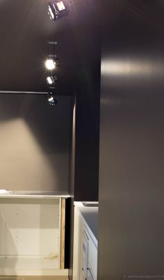 corian | white color | wall | brown