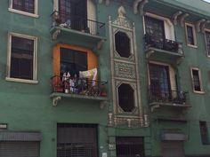 Balcones Centro de Lima