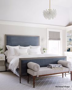 The Chic Lab.TV | 14 Beautiful and Inspiring Bedrooms