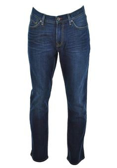 Tommy Hilfiger Mens Mercer Steve Regular Fit Jeans, Mid Blue | McElhinneys Department Store
