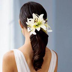 Ideal for wedding hair LOVE!