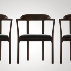 :: FURNITURE :: lovely lines of Ole Wanscher #furniture