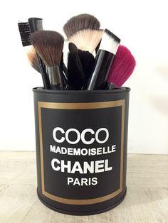 Porta pincéis inspired Coco Mademoiselle …