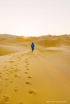Merzouga & Sahara Desert Excursion | Morocco Travelogues by Anna