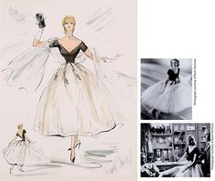 Another Edith Head creation!