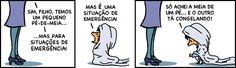 Se você não tem uma reserva para emergências, o cobertor fica curto! #reservadeemergência #reserva #finanças #imprevistos #quadrinhos