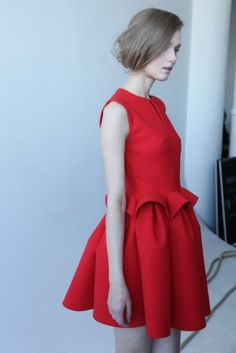 Cool Chic Style Fashion: Fashion Runway | DelPozo fall/Winter 2013