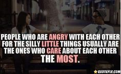 People Who Are Angry..