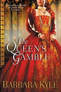The Queen's Gamble by Barbara Kyle. Young Queen Elizabeth I's path to the throne has been a perilous one, and already she faces a dangerous crisis. French troops have landed in Scotland to quell a rebel Protestant army, and Elizabeth fears once they are entrenched on the border, they will invade England.
